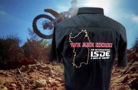 Camicia ISDE