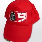 cappellino ricamato