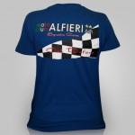 T-shirt Motoclub Alfieri serigrafata