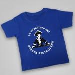 T-shirt bambino pirata