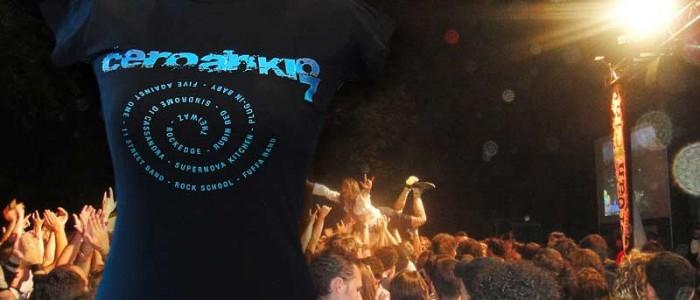 T-shirt ceroankio